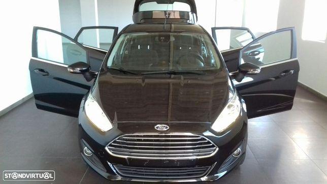 Ford Fiesta 1.0 T EcoBoost Titanium