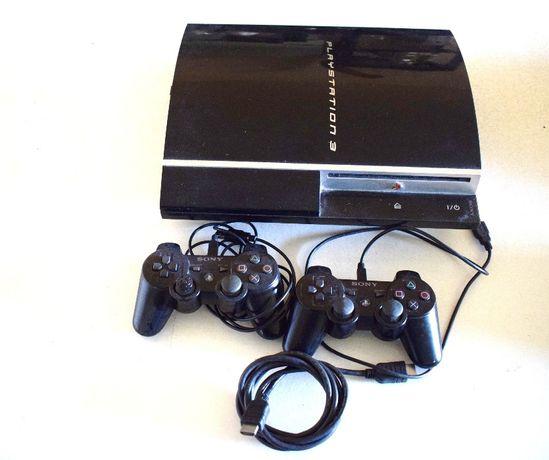 Consola PS3 60GB + 2 comandos + HDMI