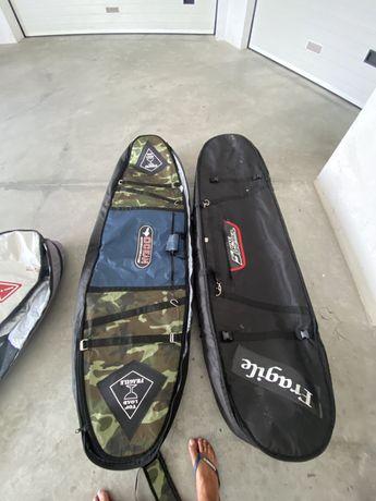 Surf bags para viagem (avião) , um ate 6.6 outro ate 6.4