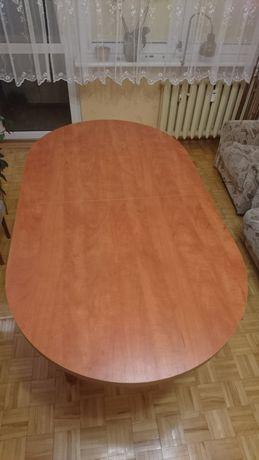 Stół owalny, duży