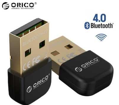 Блютус адаптер USB Bluetooth адаптер ORICO BTA-403 для пк и ноутбука