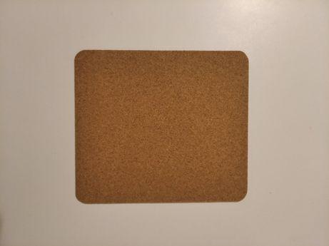 Пробковый Коврик для мыши Корковий килимок для миші 23 см Х 20 см