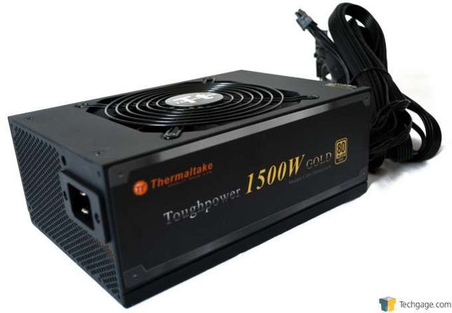Продам Thermaltake Toughpower 1500W 80 PLUS Gold