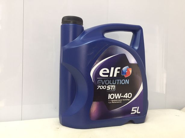 Моторное масло Elf Evolution STI 10w40, 5л