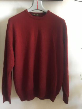 New Джемпер кофта свитер кашемировый пуловер  Loro Piana Ford Brunello