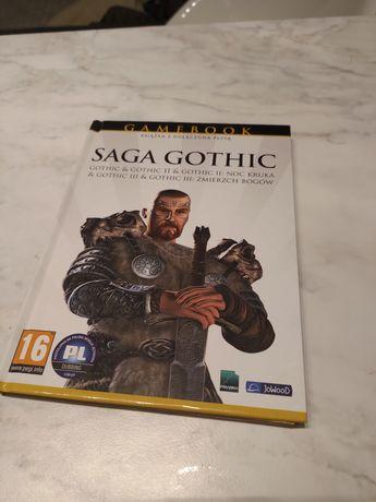 Saga Gothic GameBook stan bdbr