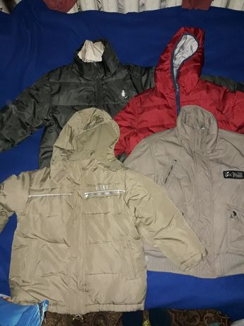 Куртки,курточки на мальчика