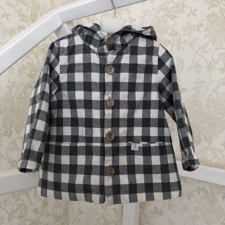 Zara куртка для дівчинки