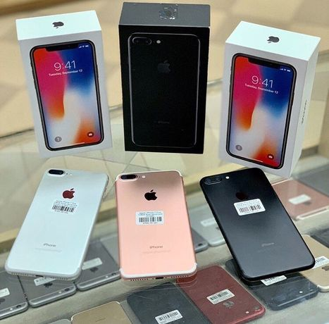 iPhone 7 Plus 32/128/256 Магазин Гарантія 3 міс/Кредит/Айфон