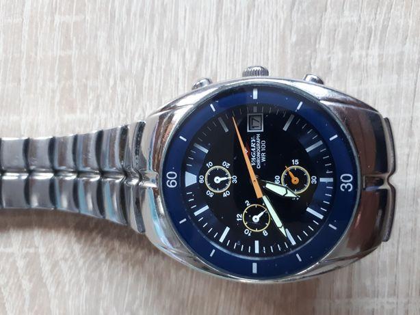 Męski zegarek-chronograf Vagary by Citizen