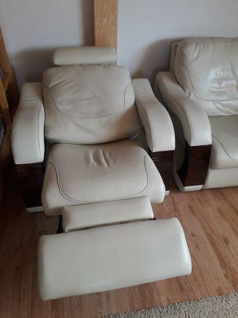 Sofa + 2 fotele.