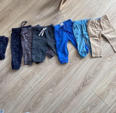 Spodnie, dresy 74