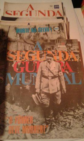 A segunda guerra mundial ( Revistas anos 60)