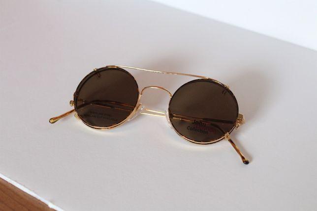 Óculos de Sol/Armação Autênticos Vintage - John Lennon -Made in Italy
