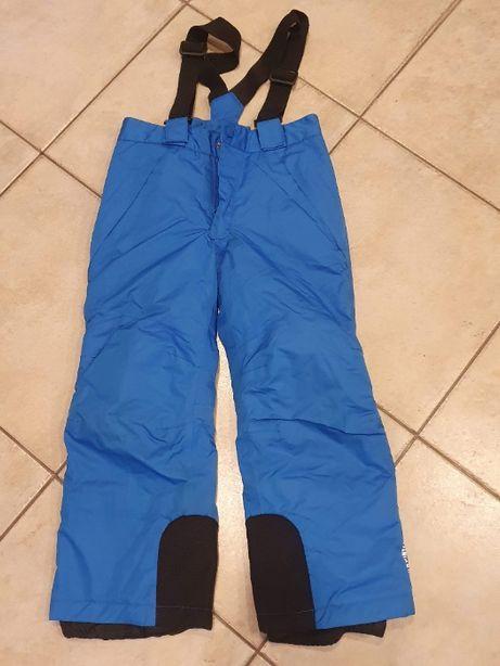Spodnie narciarskie dziecięce Lupilu 110/116 cm