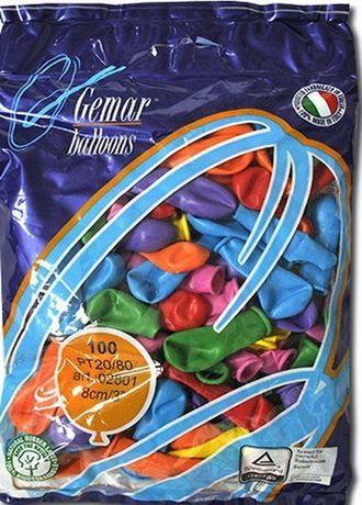 Шары воздушные , кульки повітряні 8 см(фотозона, декор,шарики)
