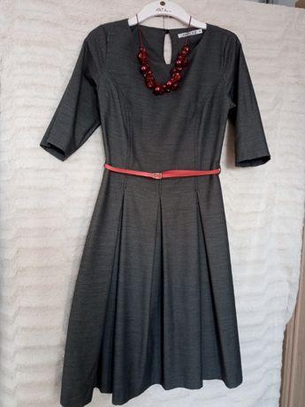 Sukienka Quiosque rozkloszowana rozm. 36