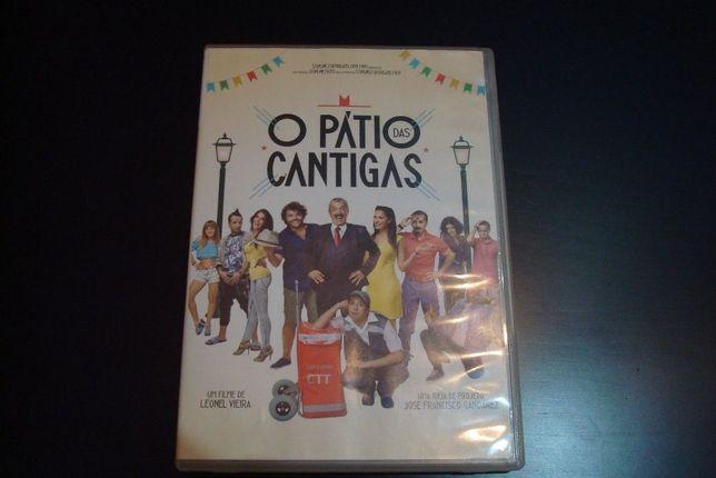 8 dvds originais portugueses