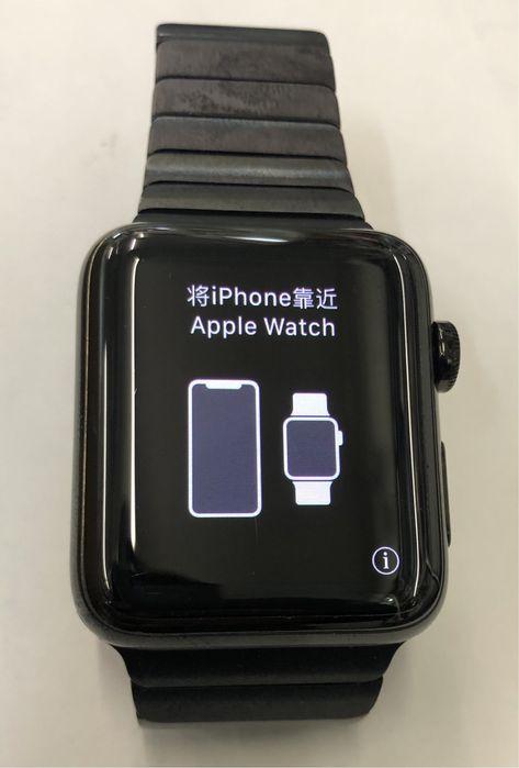 Apple Watch Series 2 42mm +Link Bracelet Band MNQ02 Киев - изображение 1