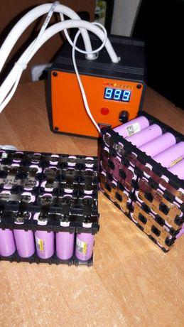 Батарея Аккумулятор LiIon, для Электровелосипеда 24в 36в 48в 60в 72в (