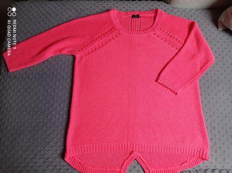 Sweterek ażurowy