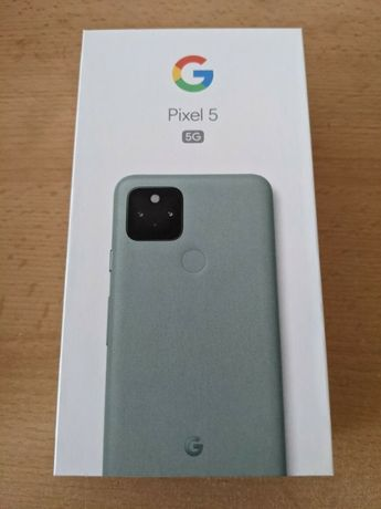Google Pixel 5 Sorta Sage 8Gb/128Gb Европа Гарантия Новый