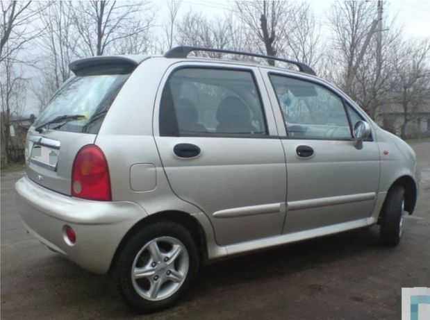 Автомобиль Chery QQ 2007