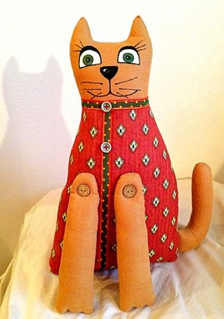 Декоративный кот