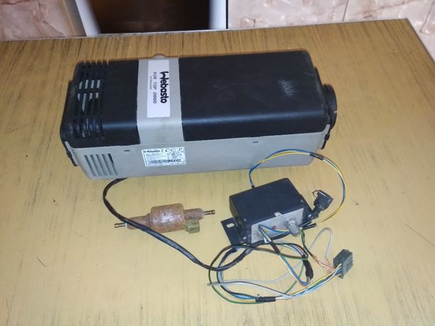 Webasto AIR TOP 2000, 24V/25W, 2,0 kW