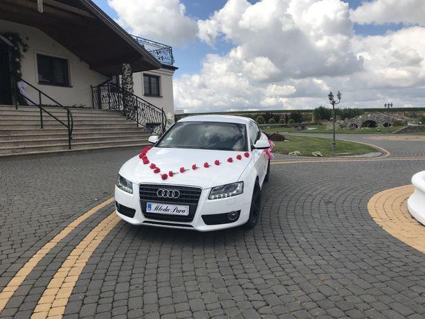Samochod do slubu, AUDI A5 DO WYNAJĘCIA. Auto na wesele.