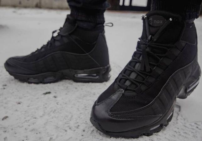 Зимние мужские кроссовки Nike Air Max 95 Sneakerboot