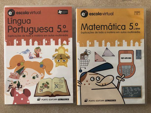 Escola Virtual - 5 ano