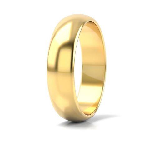 Złote obrączki (wzór nr ST-10003) - para