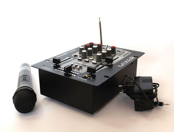 Mikser dla DJa/wodzireja Ibiza Sound DJM150BT-VHF