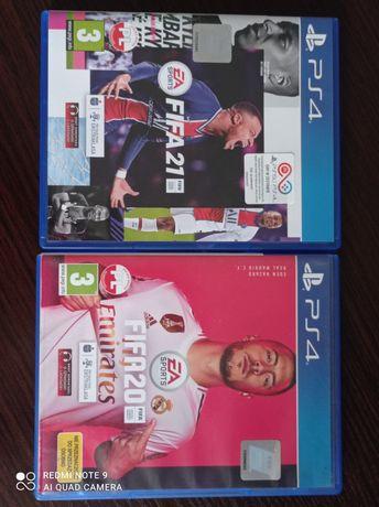 FIFA 20 i 21 PS4