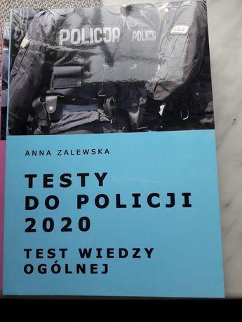 Test wiedzy o policji 2020