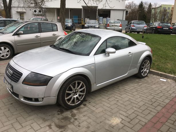 Audi TT 1.8t 180km Europa Ponadczasowa i warta uwagi