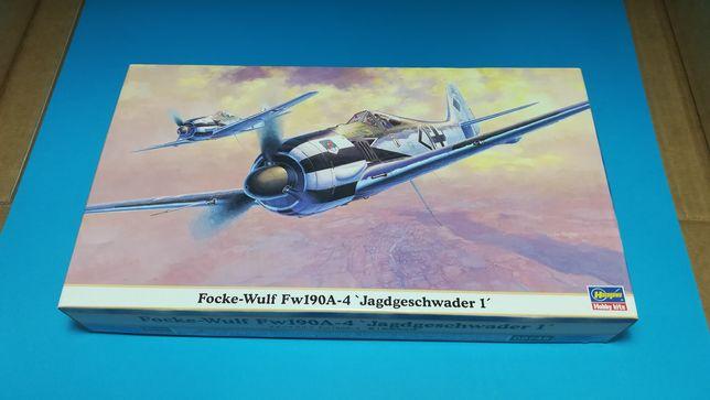 1/48 Focke-Wulf Fw 190 A-4 (Hasegawa)