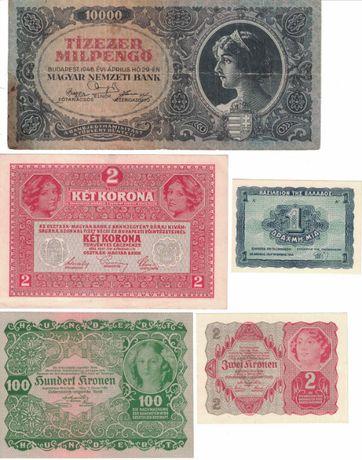 Banknoty świata 12 sztuk