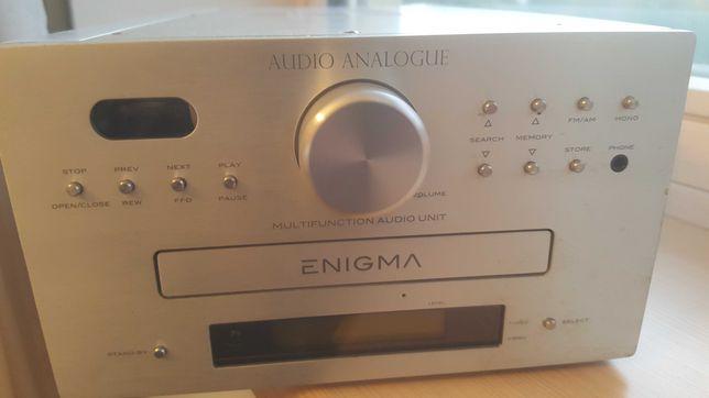 cd-плейер/усилитель/тюнер Audio Analogue Enigma
