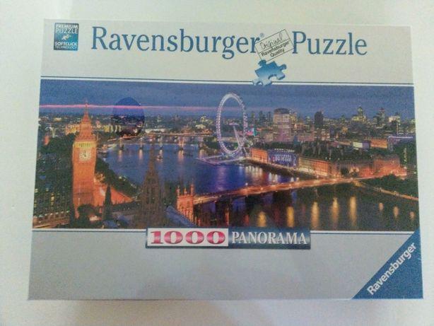 Puzzle Ravensburger Londyn 1000 szt.