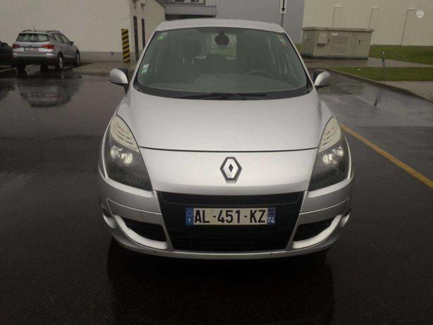 Renault Scenic, 1.9 l., Хэтчбек,2009