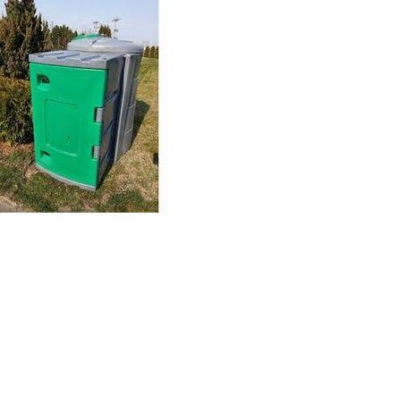 Zbiornik dwupłaszczowy magazynowy JFC 1300l z dużą skrzynią do ON