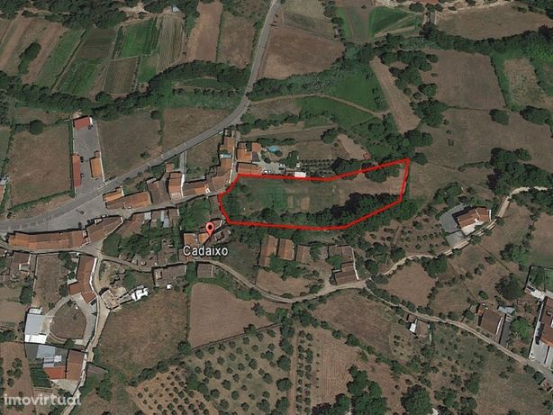 Terreno urbano em Cadaixo, Miranda do Corvo distrito de Coimbra