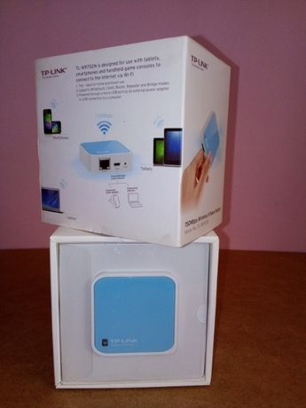 Маршрутизатор TP-LINK Wirelees N Nano Router
