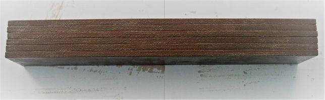 Лопатки текстолитовые для насосов КО-503 (комплект)