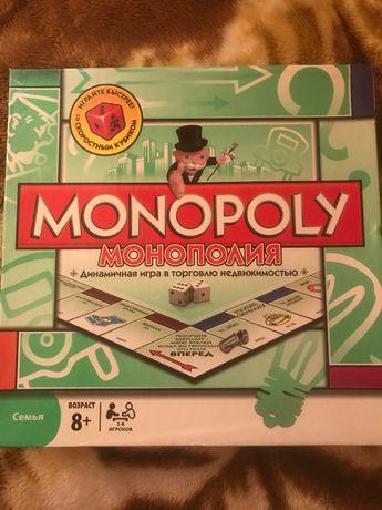 Монополия 8+