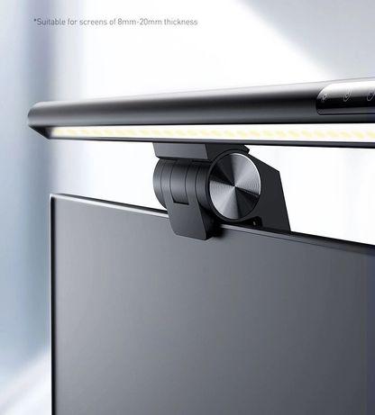 Скринбар для монитора. Baseus i-wok series USB stepless dimming screen