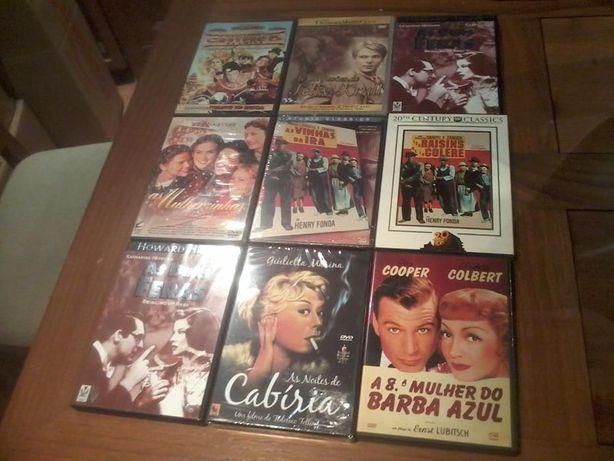 DVD - Diversos Clássicos (Históricos/diversos)
