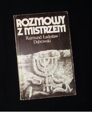 Rozmowy z Mistrzem Dąbrowski / ogłoszenie z opisem
